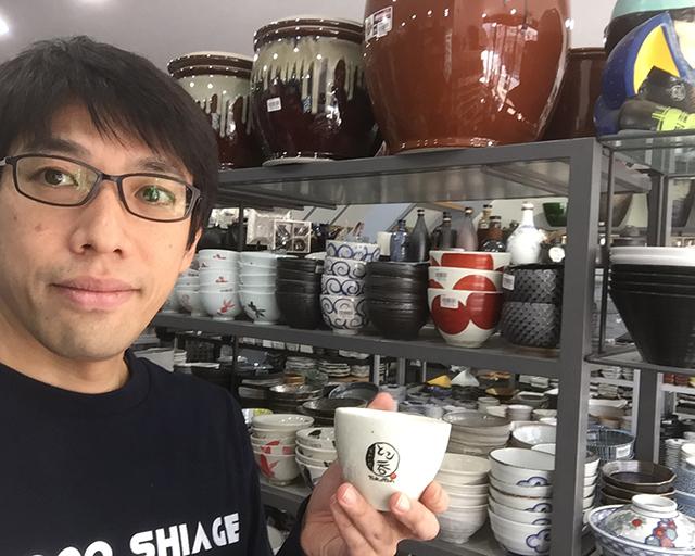 ロゴカップ